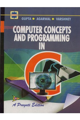 Buy COMPUTER CONCEPT AND PROGRAMMING IN 'C' at Low Prices in