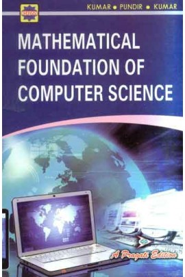 Buy MATHEMATICAL FOUNDATION OF COMPUTER SCIENCE at Low