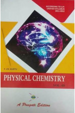 UGC PHYSICAL CHEMISTRY VOL. III