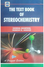 THE TEXT BOOK OF STEREOCHEMISTRY