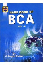 HAND BOOK OF BCA - II SEM.