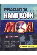 HAND BOOK OF MCA - III SEM.
