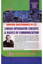 UNIFIED ELECTRONICS - IV (T) (LINEAR INTEGRATED CIRCUITS & BASICS OF COMMUNICATION)
