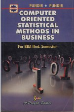 COMPUTER ORIENTED STATISTICAL METHODS IN BUSINESS