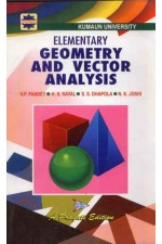 ELEMENTARY GEOMETRY AND VECTOR ANALYSIS