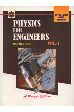 PHYSICS FOR ENGINEERING VOL-I