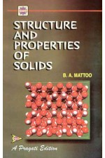 STRUCTURE AND PROPERTIES OF SOLIDS