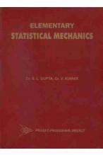 ELEMENTARY STATISTICAL MECHANICS