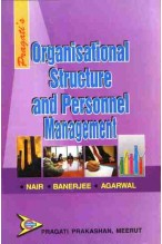 ORGANISATIONAL STRUCTURE AND PERSONNEL MANAGEMENT (HELP BOOK)