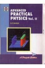 ADVANCED PRACTICAL PHYSICS VOL. II