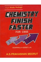 CHEMISTRY FINISH FASTER