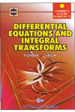 DIFFERENTIAL EQUATION AND INTGRAL TRANSFORMS