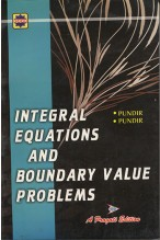 INTEGRAL EQUATION AND BOUNDRY VALUE PROBLEMS