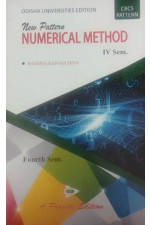 NEW PATTERN NUMERICAL METHOD - IV SEM. ( ODISHA )