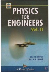 PHYSICS FOR ENGINEERING VOL-II