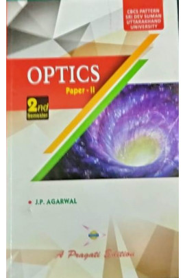 OPTICS - PAPER - II ( DEV SUMAN )