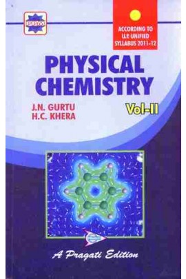 PHYSICAL CHEMISTRY VOL.II (HELP BOOK)