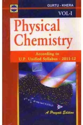 PHYSICAL CHEMISTRY VOL.I (HELP BOOK)