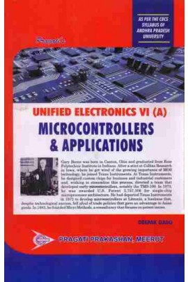 UNIFEIED ELECTRONICS - VI (A) (MICROCONTROLLERS & APPLICATIONS)