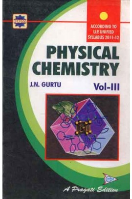 PHYSICAL CHEMISTRY-III