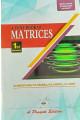 A TEXT BOOK OF MATRICES - IST SEM ( DEV SUMAN )