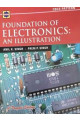 FOUNDATIONS OF ELECTRONICS AN ILLUSTRATIONS