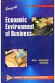 ECONOMIC ENVIRONMENT OF BUSINESS (HELP BOOK)