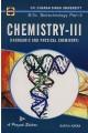 B.SC. BIOTECHNOLOGY PART-II CHEMISTRY-III