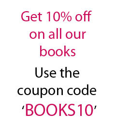 Apply this coupon and 10% of on all our books.